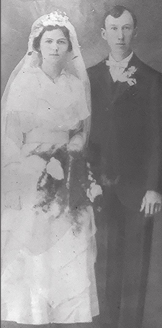 Cordell's father, Alfred, a second-generation Round Top native, married Adele Ander on June 27, 1917. Cordell credits his father with the innate ability to analyze a situation and come up with a logical answer that could be relied upon.