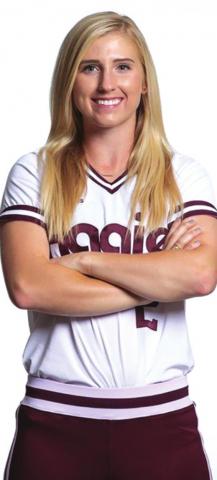 Blake-Anne Fritsch Caps Career at Texas A&M